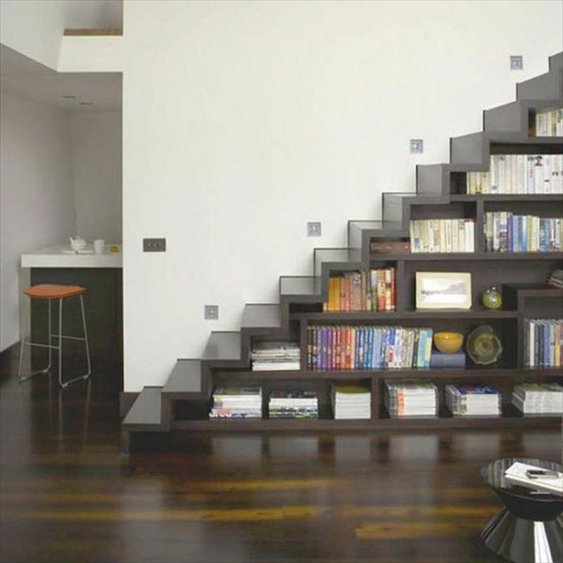 おしゃれで変わったかっこいい階段033