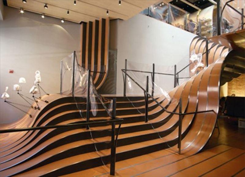 おしゃれで可愛くかっこいい階段(画像)