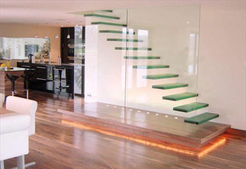 おしゃれで変わったかっこいい階段061
