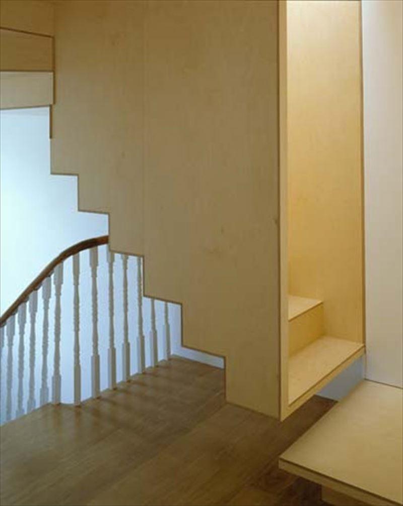 おしゃれで変わったかっこいい階段065