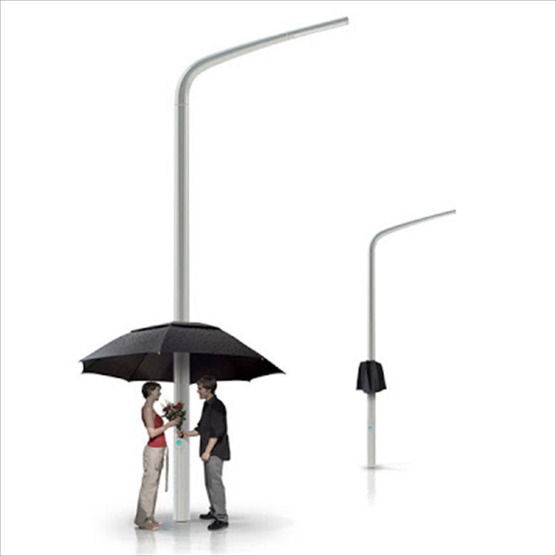 世界の変わった傘15