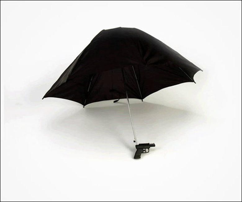 世界の変わった傘16
