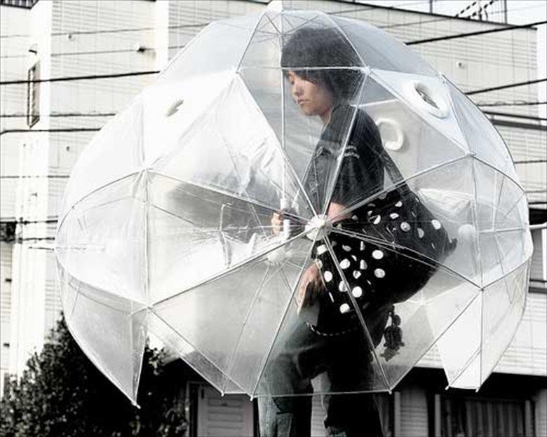 世界の変わった傘34
