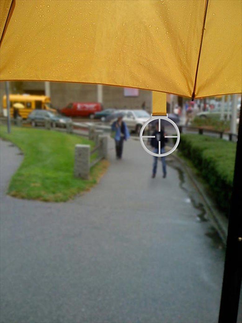 世界の変わった傘4