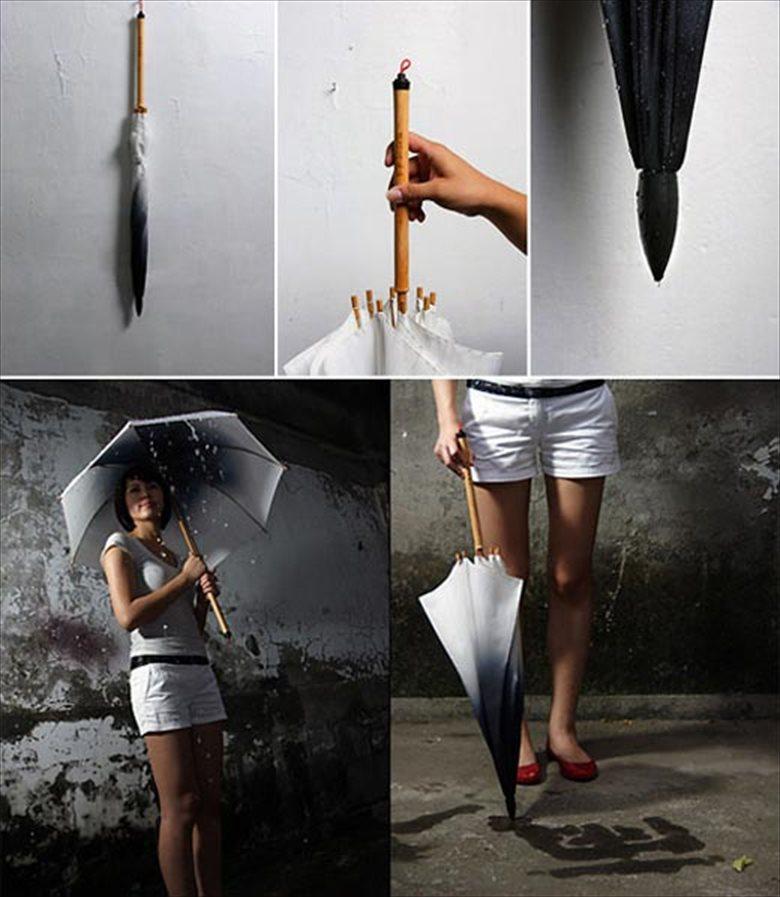 世界の変わった傘6