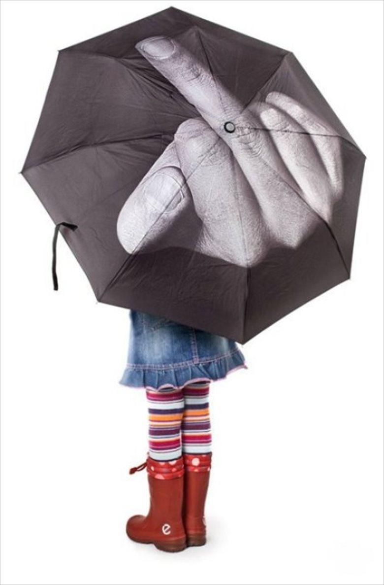 世界の変わった傘9