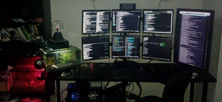 PC環境85