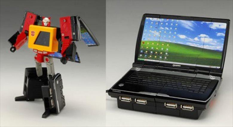 USBハブ10