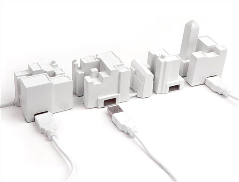 USBハブ11