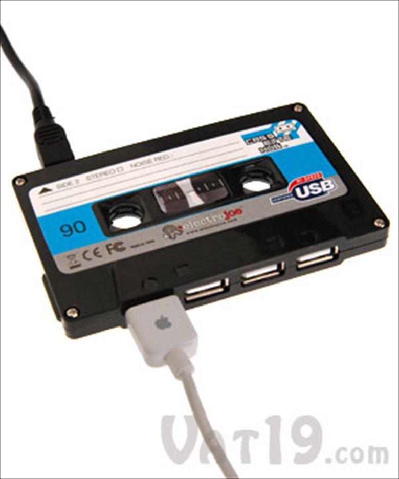 USBハブ12