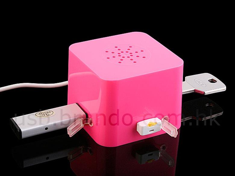 USBハブ15