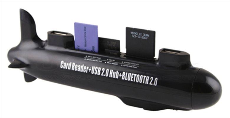 USBハブ20
