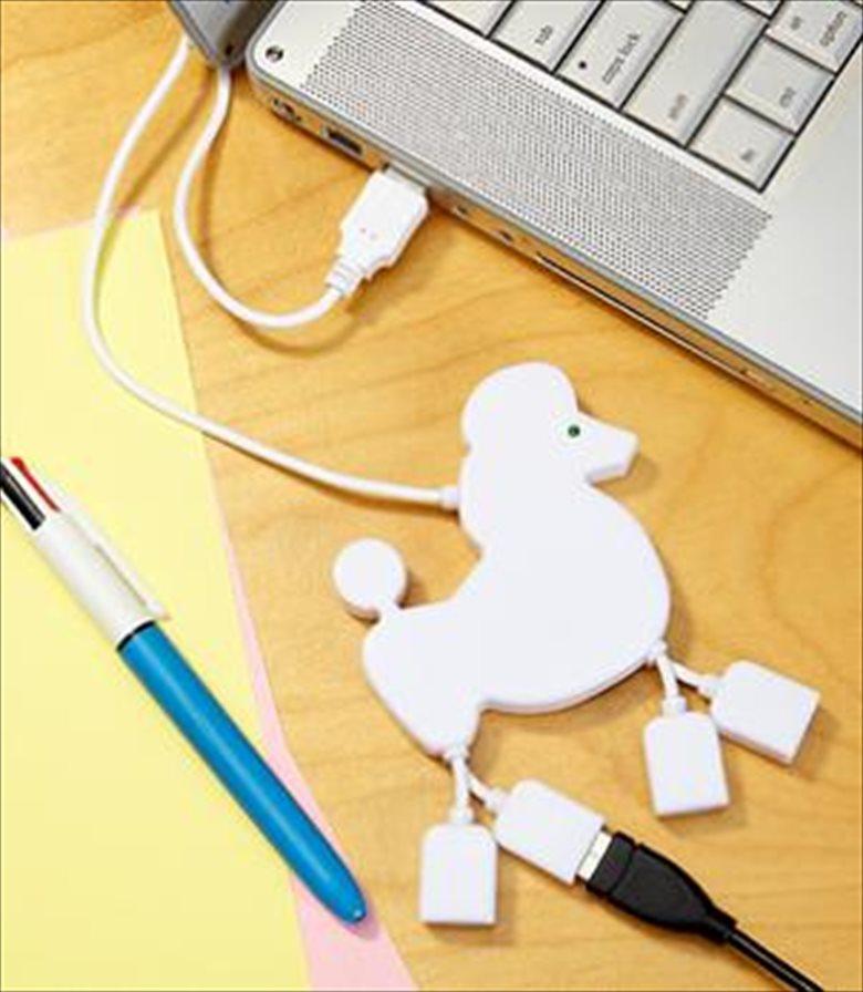USBハブ22