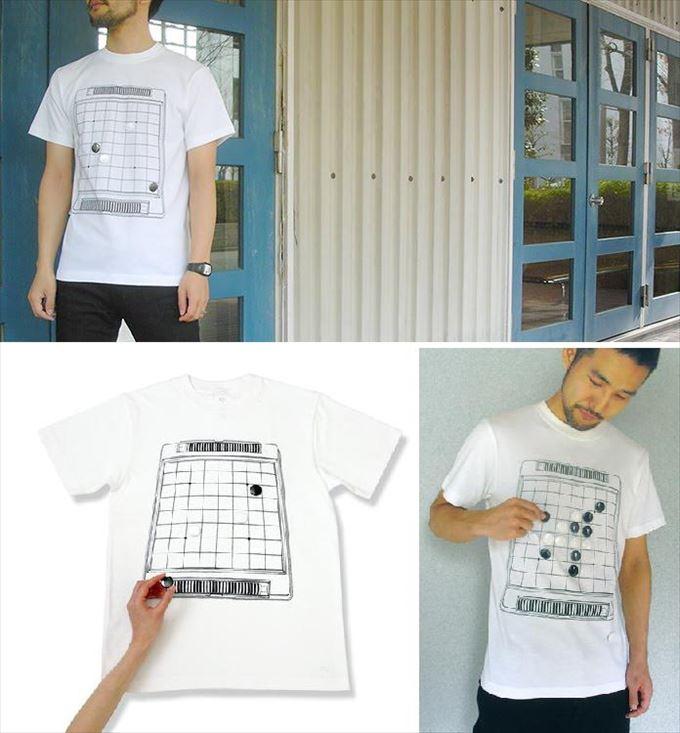 変わったTシャツ11