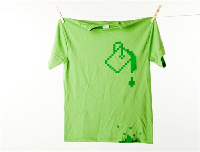変わったTシャツ19
