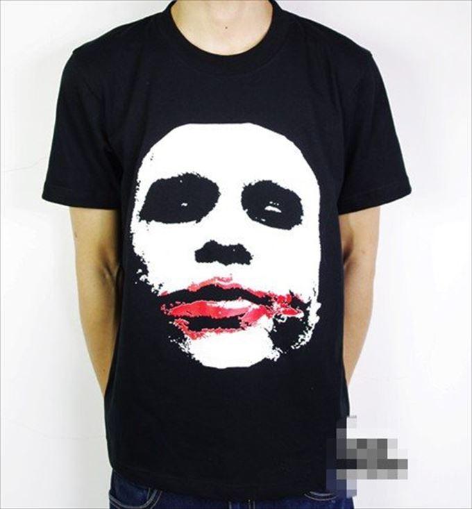 変わったTシャツ26