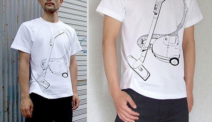 変わったTシャツ34