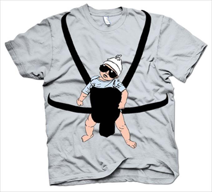 変わったTシャツ52