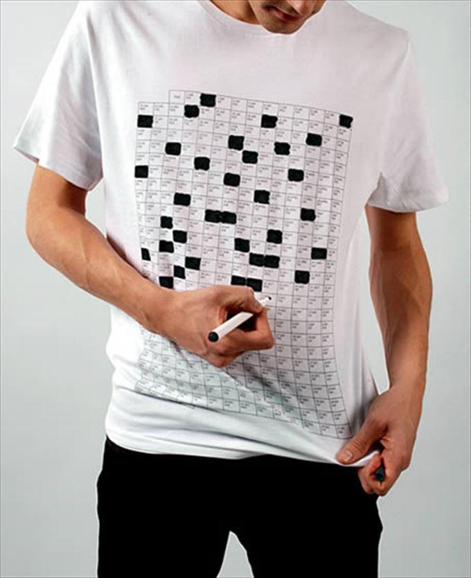 変わったTシャツ7