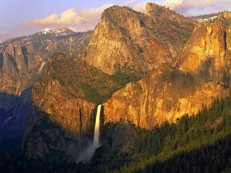 美しい滝画像 13
