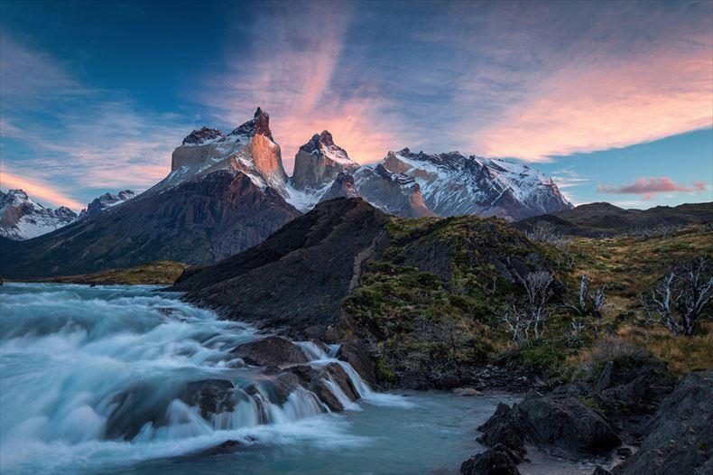 美しい滝画像 16