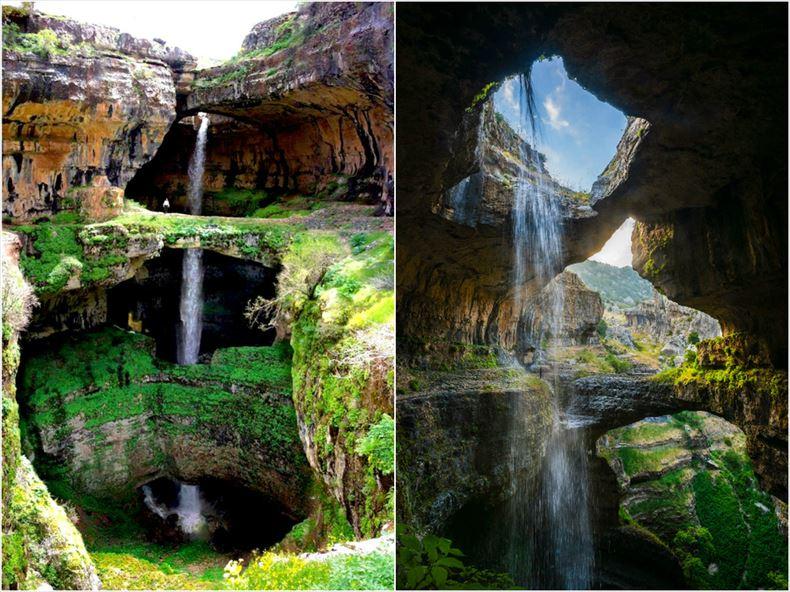 美しい滝画像 26