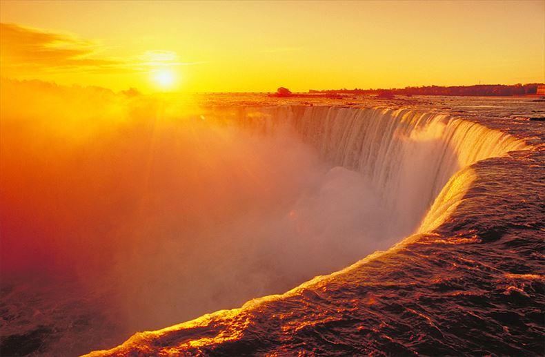 美しい滝画像 3