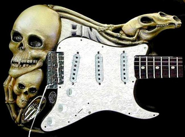 かっこいいギター画像30