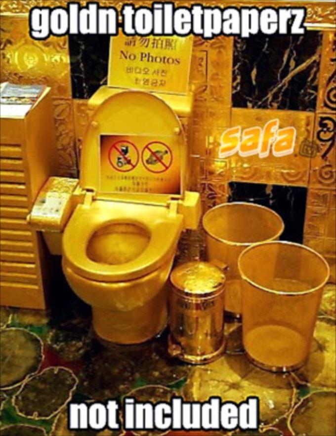 世界の変わったトイレ11