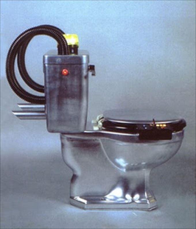 世界の変わったトイレ37