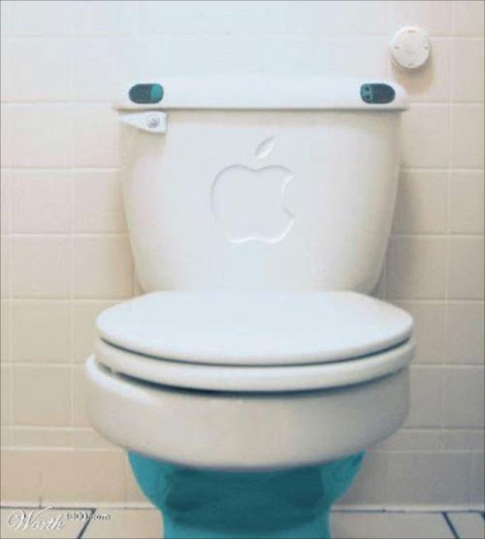 世界の変わったトイレ38