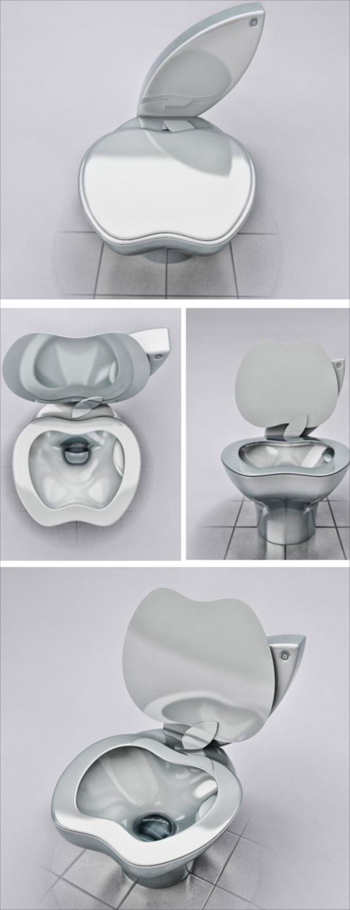世界の変わったトイレ4