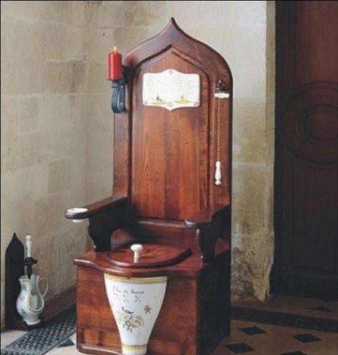 世界の変わったトイレ40