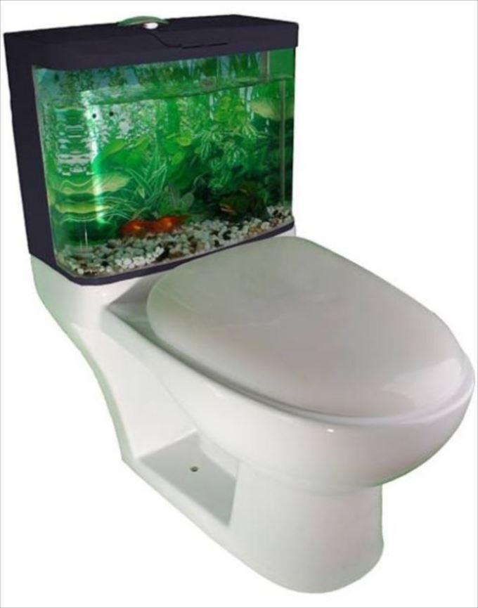 世界の変わったトイレ49