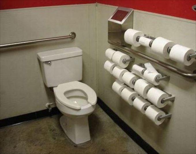 世界の変わったトイレ59