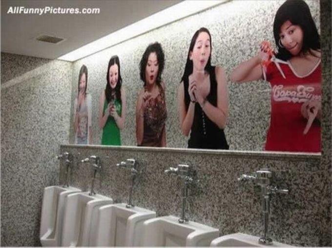世界の変わったトイレ64