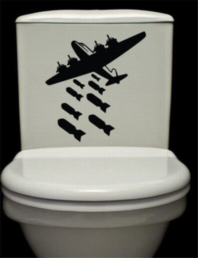 世界の変わったトイレ74