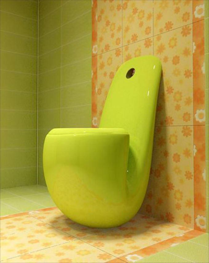 世界の変わったトイレ8