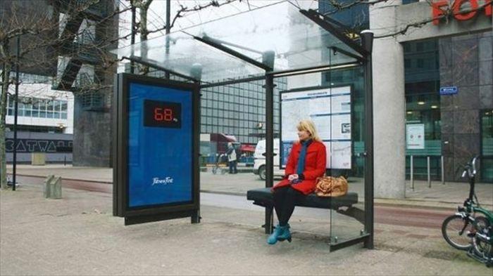 変わったバス停 14