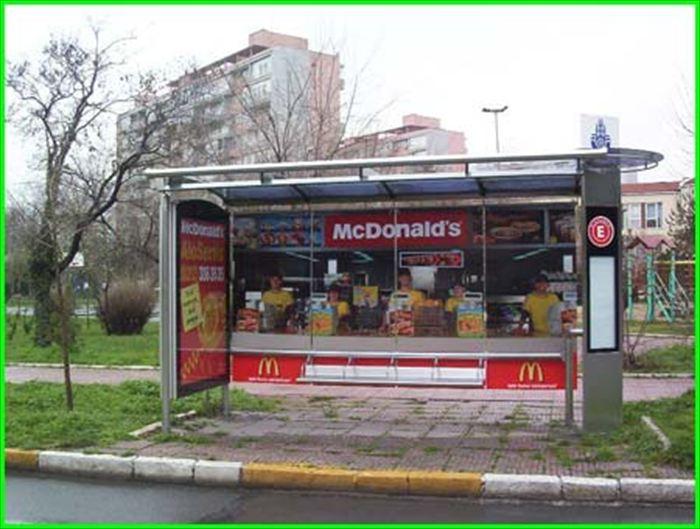 変わったバス停 31