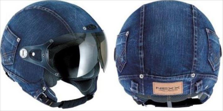 変わったヘルメット6