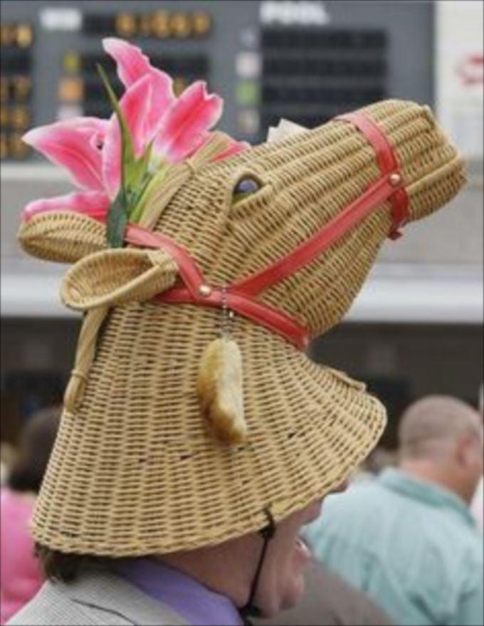 変わった帽子2