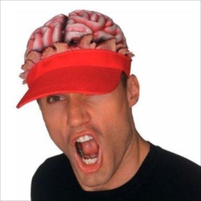 変わった帽子37