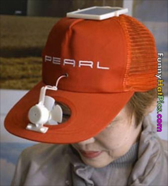 変わった帽子52