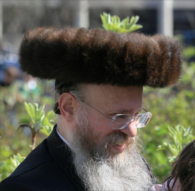 変わった帽子8