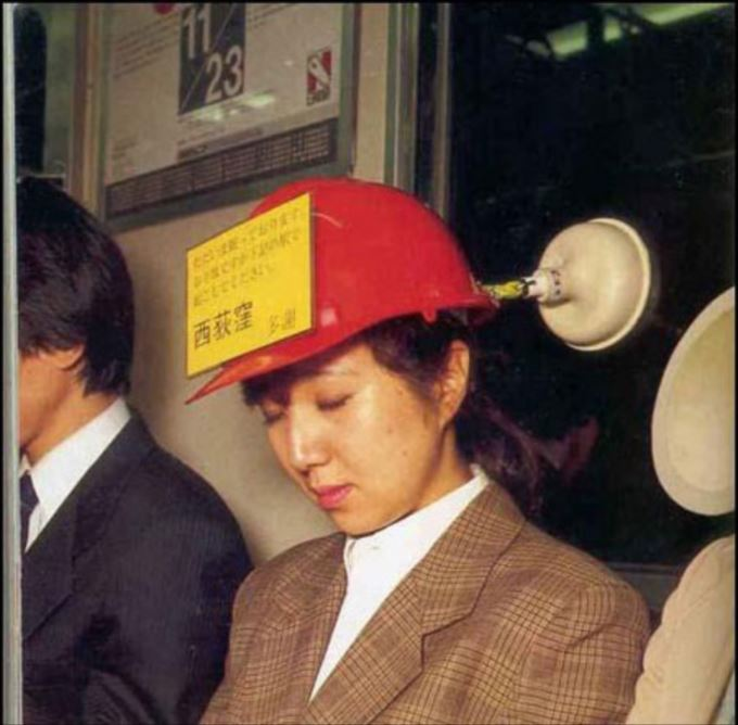 変わった帽子90