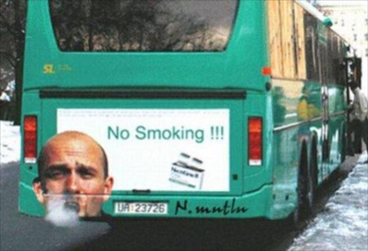 嫌煙広告40