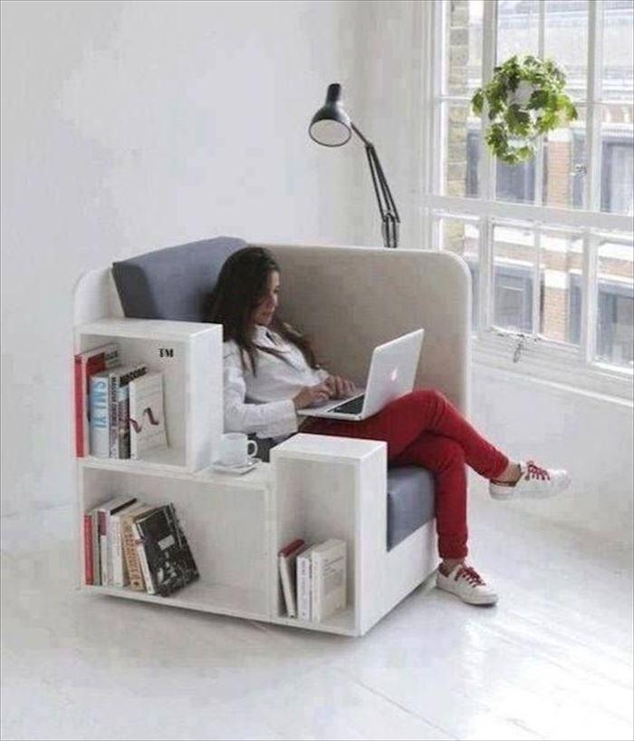 クリエイティブな家具12
