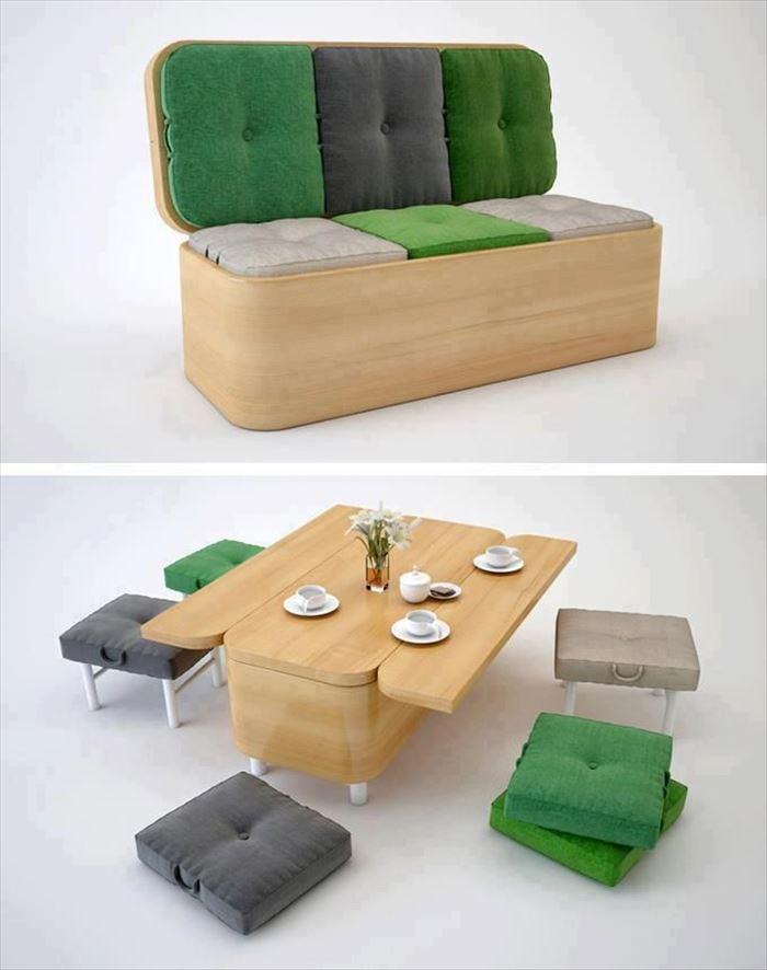 クリエイティブな家具20