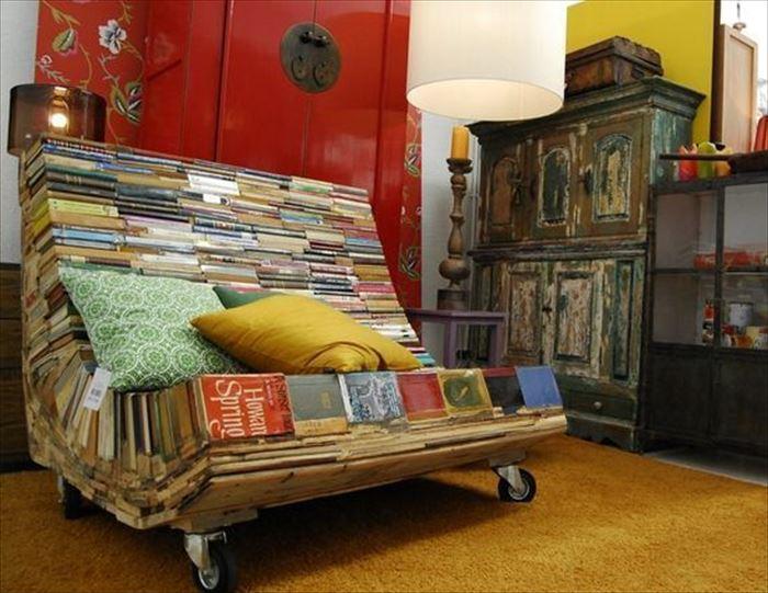 クリエイティブな家具21